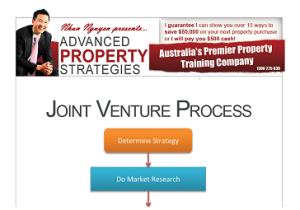 Sample JV Process